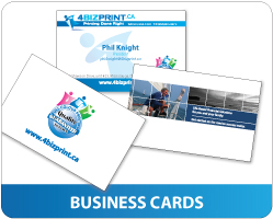 digital business card samples