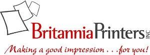 britannia printers logo